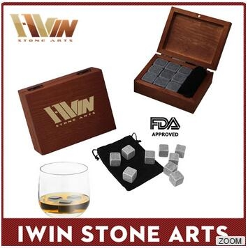 Whisky Ice Cube Stone