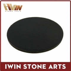 Natural Black Stone Coaster
