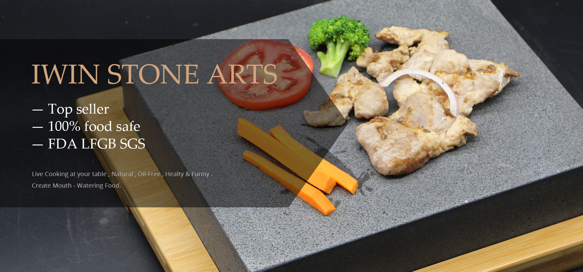 IWIN STONE ARTS CO., LIMITED.